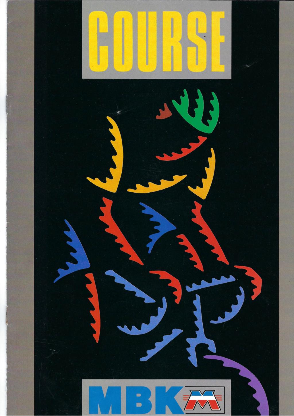 Catalogue MBK Gamme course 1991 Catalo10