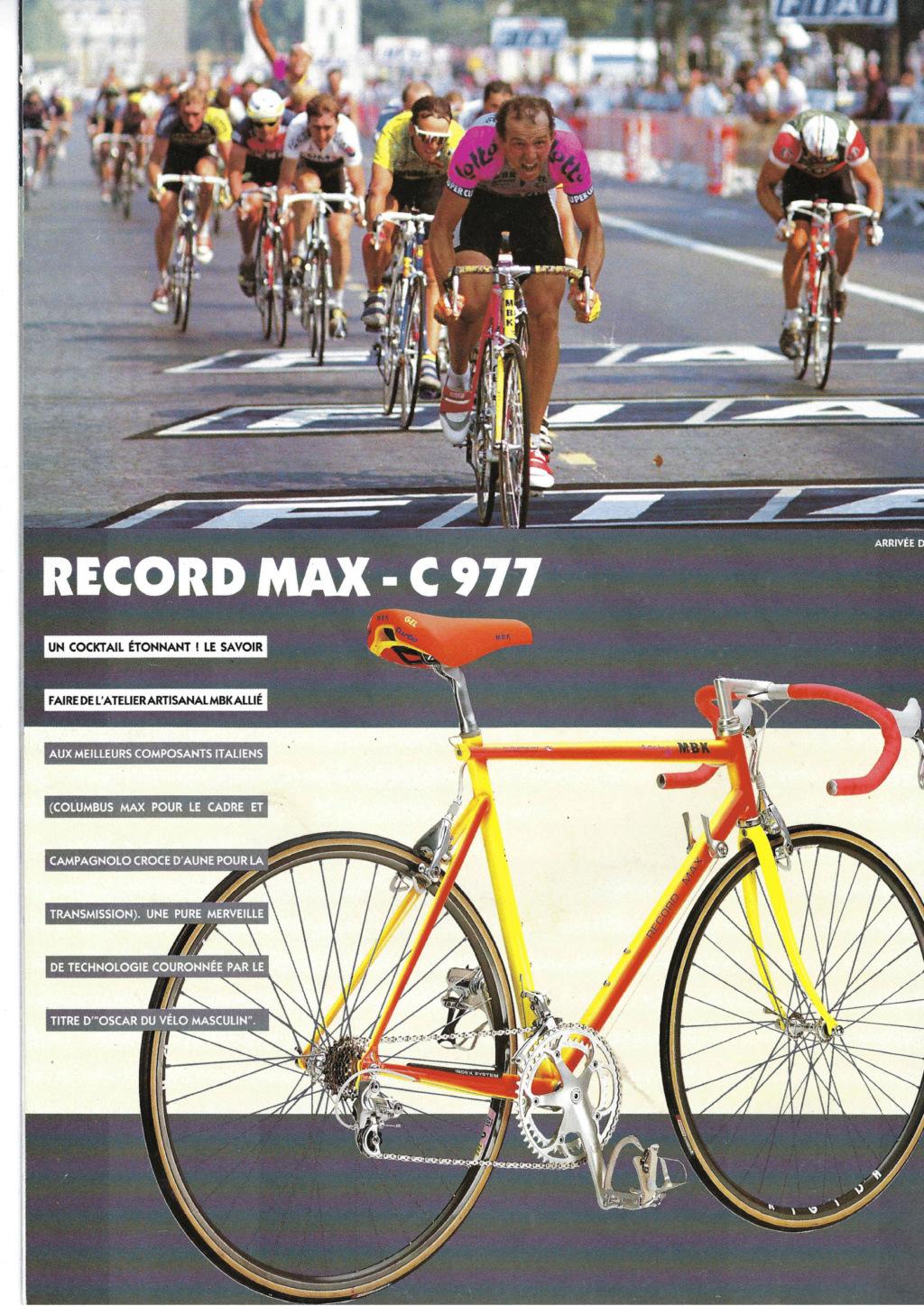 Catalogue MBK Gamme course 1991 Catalo15