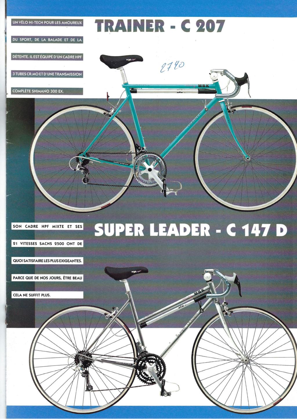 Catalogue MBK Gamme course 1991 Catalo18