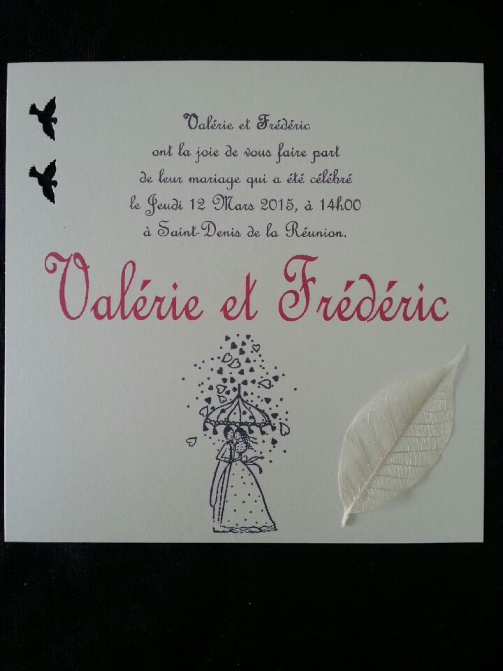 Mariage Val et Fred 20150210