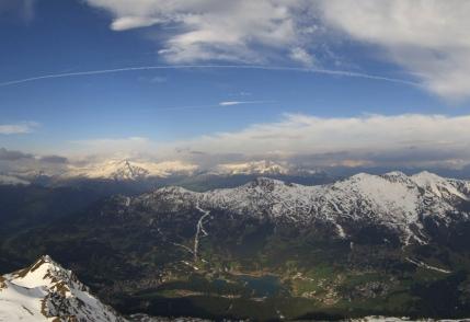 Parpaner Rothorn (Швейцария. Панорамная камера с хорошим управлением и архивом.) Parpan10