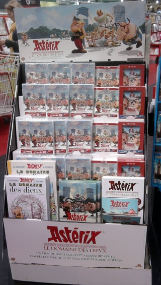 Astérix et le Domaine des Dieux / Astérix DDD : DVD & Blu-ray : 31 Mars 2015 - Page 2 Box_211