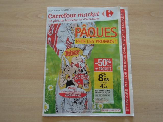 Oeufs Zaini avec Astérix à collectionner  (Noël) - Page 10 Carrf10