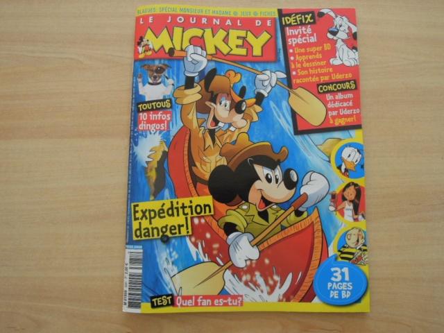 le journal de Mickey n°3281 du 6 mai 2015 Dscn6117