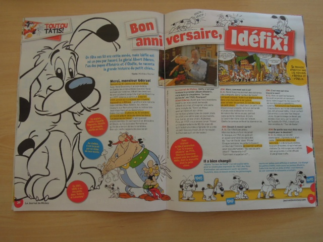 le journal de Mickey n°3281 du 6 mai 2015 Dscn6121