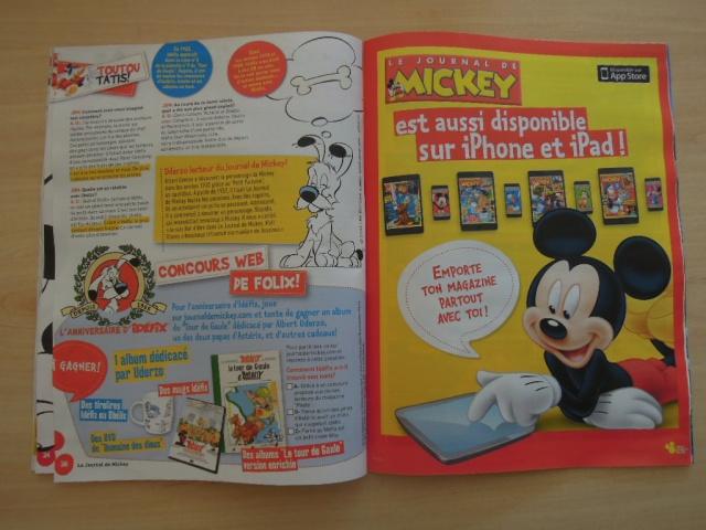le journal de Mickey n°3281 du 6 mai 2015 Dscn6122
