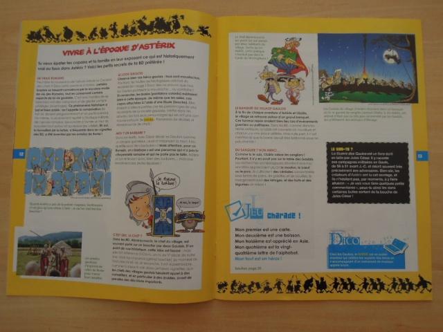 Arkéo Junior n° 229 Astérix et Obélix : Invention ou réalité Dscn6125