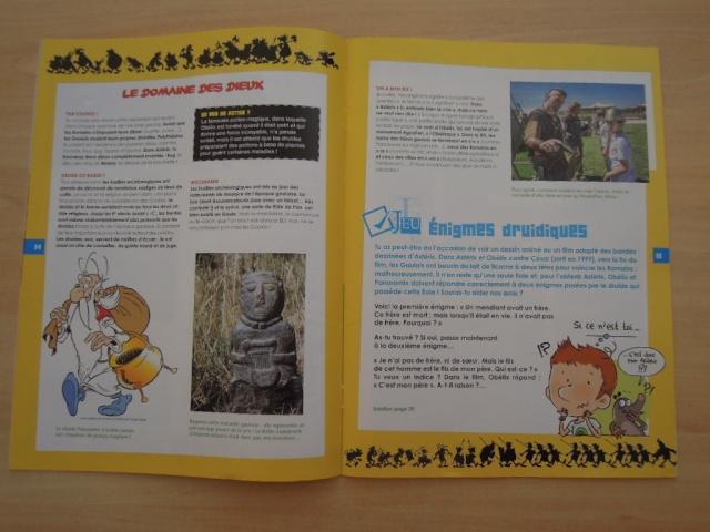 Arkéo Junior n° 229 Astérix et Obélix : Invention ou réalité Dscn6126