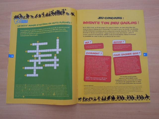 Arkéo Junior n° 229 Astérix et Obélix : Invention ou réalité Dscn6127