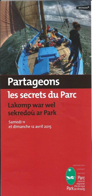 LES SECRETS du PARC, samedi 11 et dimanche 12 Avril 2015 Secret10
