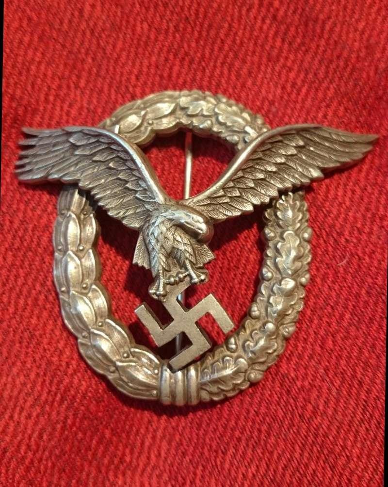Flugzeugführerabzeichen Badge_10