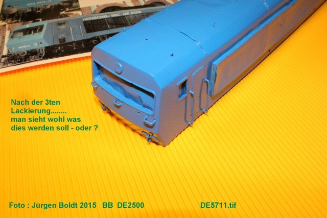 Das dritte Projekt 2014 - Die Henschel-BBC DE2500 Lok in 0 - Seite 2 De571110