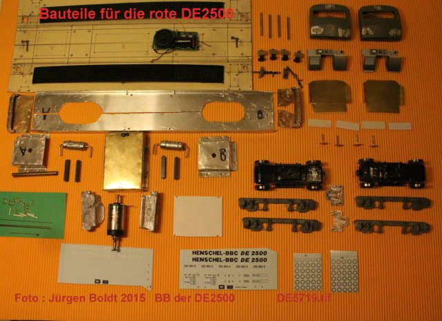 Das dritte Projekt 2014 - Die Henschel-BBC DE2500 Lok in 0 - Seite 2 De571910