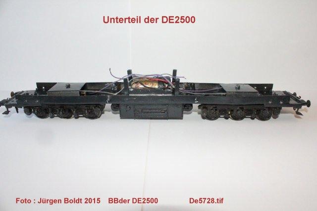 Das dritte Projekt 2014 - Die Henschel-BBC DE2500 Lok in 0 - Seite 2 De572810