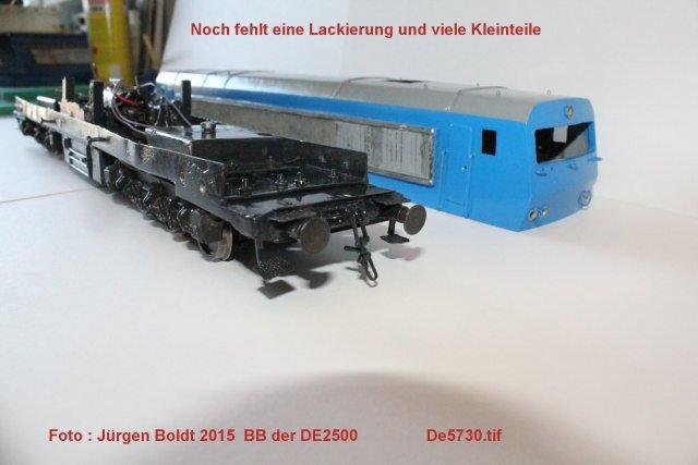Das dritte Projekt 2014 - Die Henschel-BBC DE2500 Lok in 0 - Seite 2 De573010