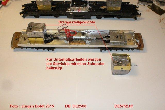 Das dritte Projekt 2014 - Die Henschel-BBC DE2500 Lok in 0 - Seite 2 De575210