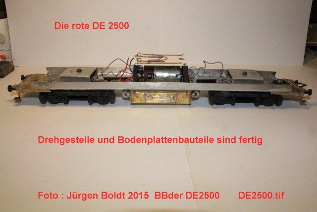 Das dritte Projekt 2014 - Die Henschel-BBC DE2500 Lok in 0 - Seite 3 De578310