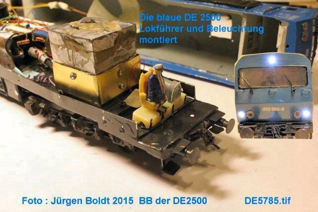 Das dritte Projekt 2014 - Die Henschel-BBC DE2500 Lok in 0 - Seite 3 De578510