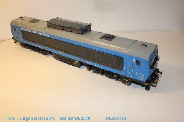 Das dritte Projekt 2014 - Die Henschel-BBC DE2500 Lok in 0 - Seite 3 De582410