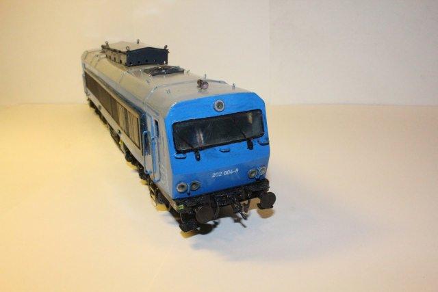 Das dritte Projekt 2014 - Die Henschel-BBC DE2500 Lok in 0 - Seite 3 De582510