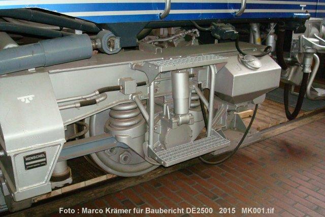 Das dritte Projekt 2014 - Die Henschel-BBC DE2500 Lok in 0 - Seite 2 Mk00110