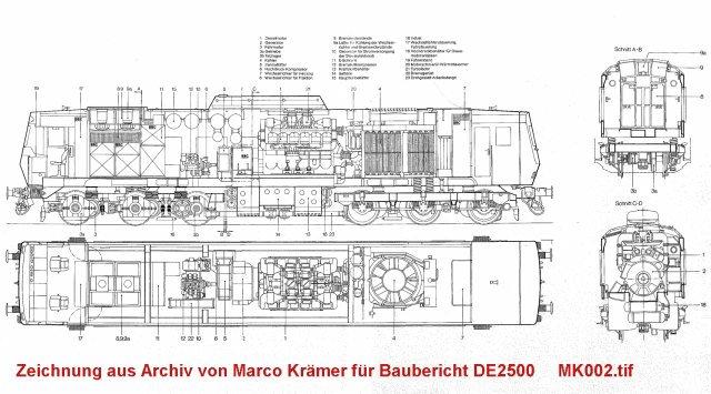 Das dritte Projekt 2014 - Die Henschel-BBC DE2500 Lok in 0 - Seite 2 Mk00210