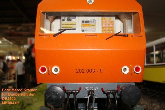 Das dritte Projekt 2014 - Die Henschel-BBC DE2500 Lok in 0 - Seite 2 Mk00310