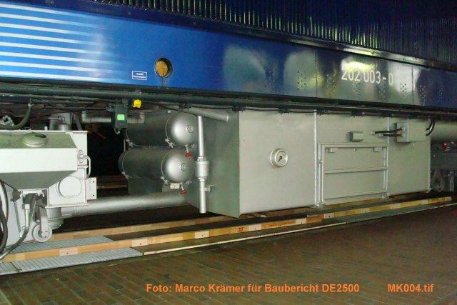 Das dritte Projekt 2014 - Die Henschel-BBC DE2500 Lok in 0 - Seite 2 Mk00410