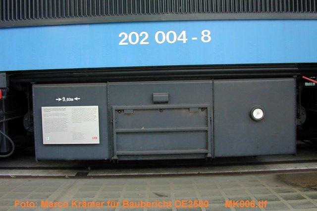 Das dritte Projekt 2014 - Die Henschel-BBC DE2500 Lok in 0 - Seite 2 Mk00613