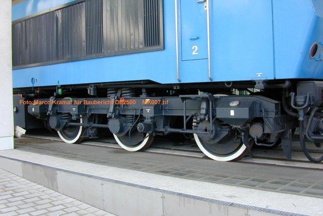 Das dritte Projekt 2014 - Die Henschel-BBC DE2500 Lok in 0 - Seite 2 Mk00710