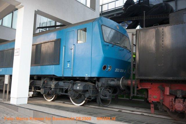 Das dritte Projekt 2014 - Die Henschel-BBC DE2500 Lok in 0 - Seite 2 Mk00811