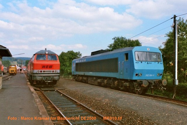Das dritte Projekt 2014 - Die Henschel-BBC DE2500 Lok in 0 - Seite 2 Mk01010