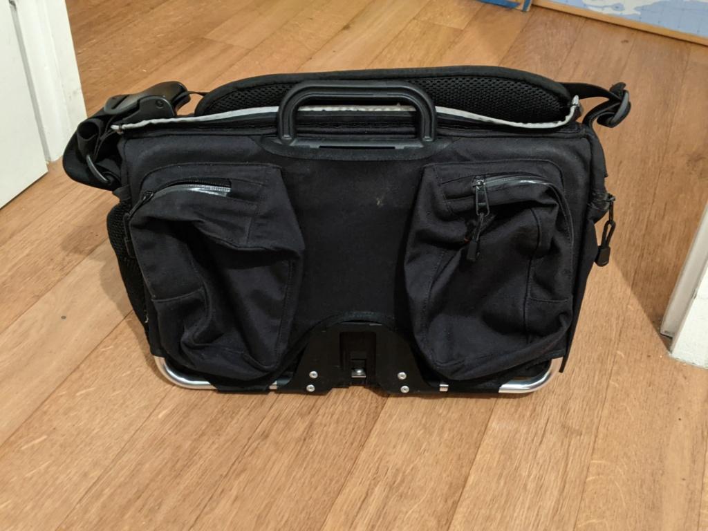 """(ECH) S-bag - (VENDU) garde boue arrière """"L""""  Pxl_2012"""