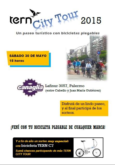 TERN CITY TOUR Sábado 30 de Mayo Flyer11