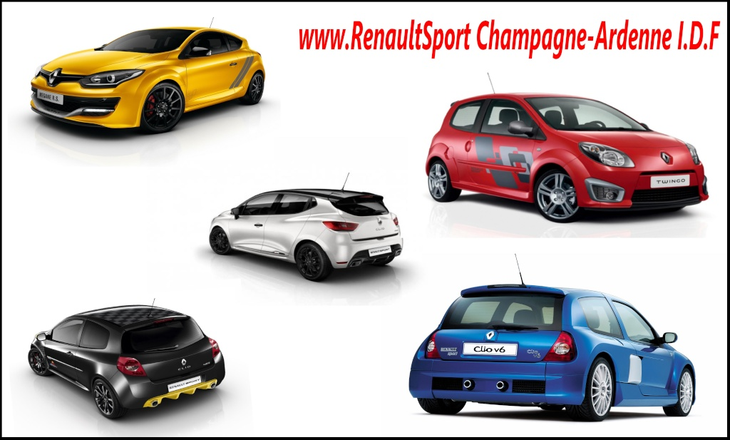 Clio 3 RS Trophy Bannie11