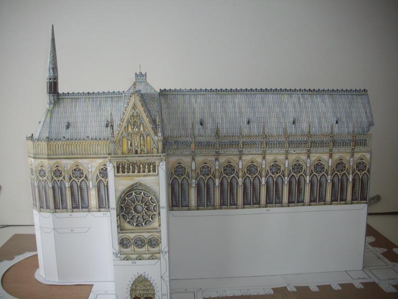 Cathédrale de Reims au 1/250° Imgp2228