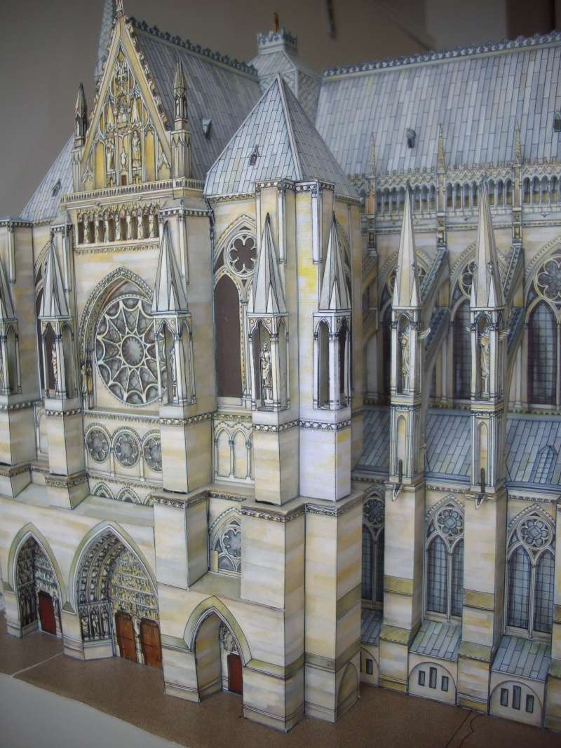 Cathédrale de Reims au 1/250° Imgp2234