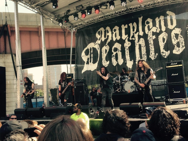 Maryland Deathfest - Baltimore (Maryland) May 22 - 2015 11336810
