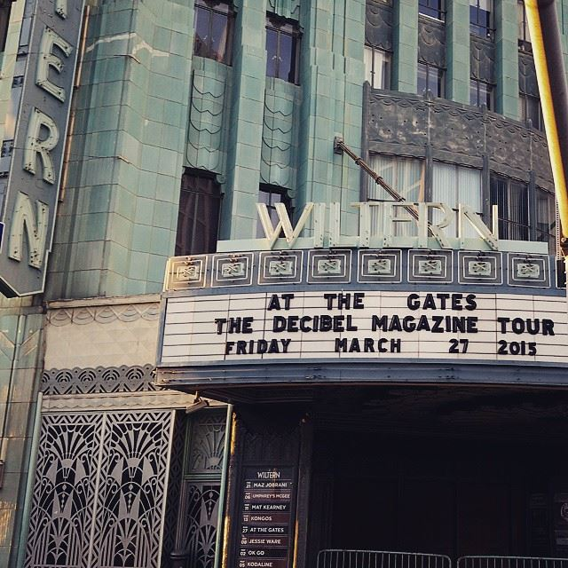 Los Angeles - The wiltern (California) March 27 - 2015 33333310