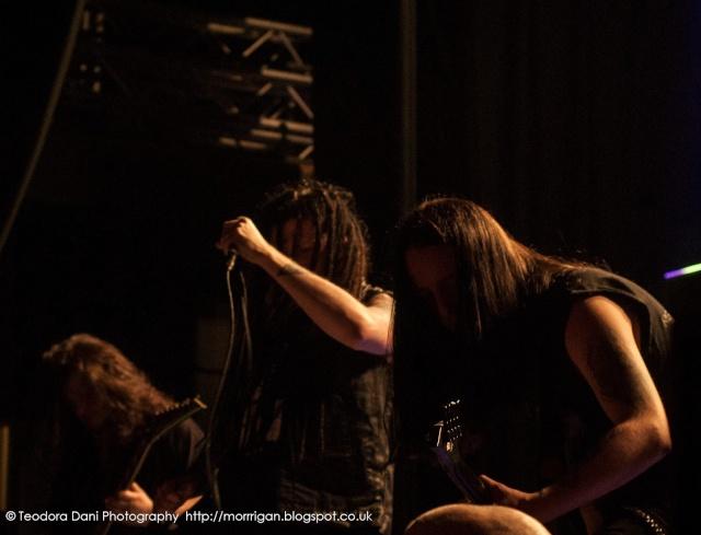 Damnation Festival - University Leeds (UK) November 02 - 2013 Band10