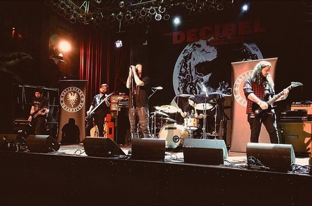 Chicago - House of Blues (Illinois) April 06 - 2015 Band17