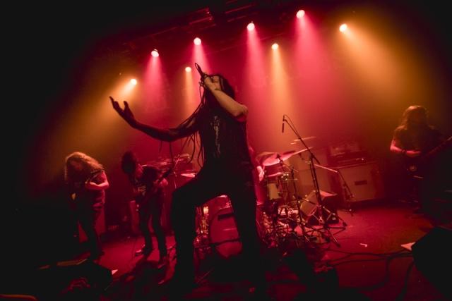 Vancouver - Venue (British Columbia) March 30 - 2015  Band18