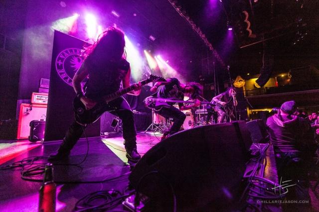 Boston - Royale (Massachusetts) April 10 - 2015 Band19