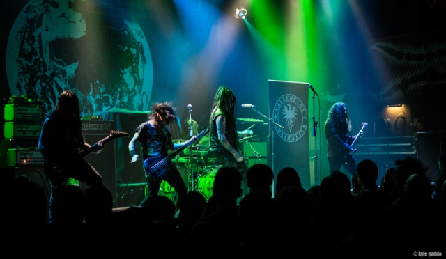 Chicago - House of Blues (Illinois) April 06 - 2015 Band21