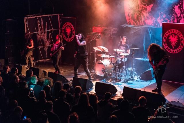 Boston - Royale (Massachusetts) April 10 - 2015 Band_310