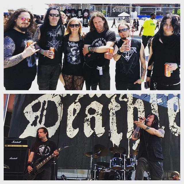 Maryland Deathfest - Baltimore (Maryland) May 22 - 2015 Band_b10