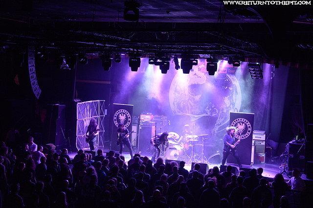 Boston - Royale (Massachusetts) April 10 - 2015 Band_d10