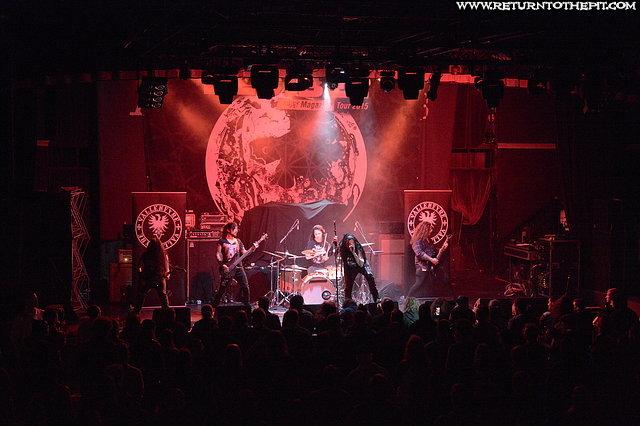 Boston - Royale (Massachusetts) April 10 - 2015 Band_d11