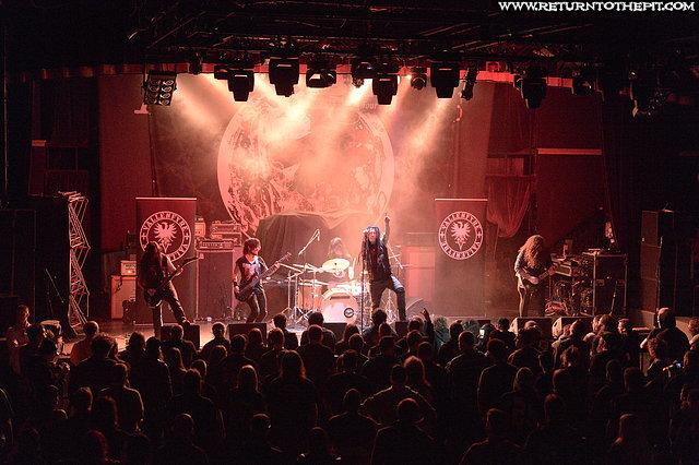 Boston - Royale (Massachusetts) April 10 - 2015 Band_d12