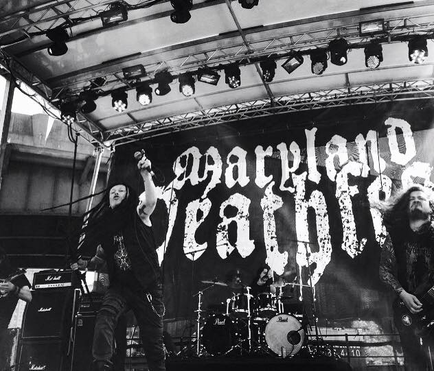 Maryland Deathfest - Baltimore (Maryland) May 22 - 2015 Band_m10